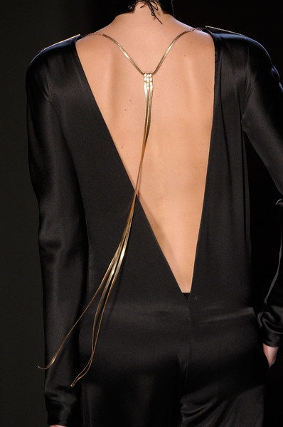 Jean Paul Gaultier Couture | Fall/Winter 2012 | Black is the New Black