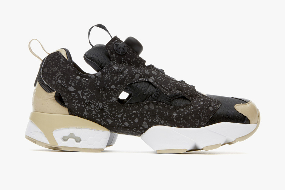 round about: Reebok x Frank the Butcher Insta Pump Fury 20th Anniversary
