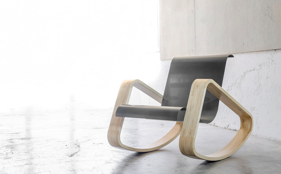 The Rondeur Chair by EndruDesign on Etsy