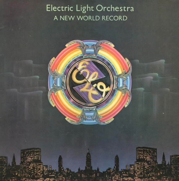 Electric Light Orchestra - A New World Record at Discogs