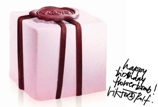 My Sweet Flowerbomb cake at the Meurice Hôtel in Paris » Design You Trust – Design and Beyond!