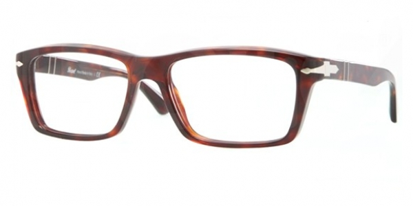 Prescription glasses Persol PO3060V 9015 DARK HAVANA (9015) 56/17 Ray-Ban, Tous, Vogue, Ralph, Chanel : Visual-Click