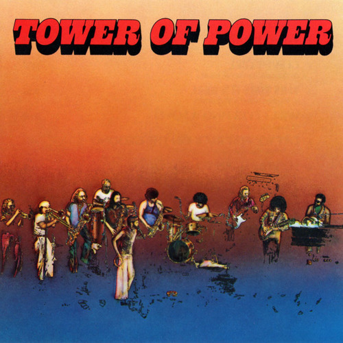 Amazon.co.jp: Tower of Power: Tower Of Power: 音楽