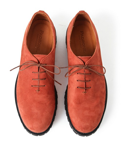 nico's choice(footwear)(ニコズチョイス(フットウェア)) | BALMORAL SHOES with RUGGED SOLE ZOZO OUTDOOR LIMITED(ブーツ) - ZOZOTOWN
