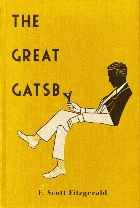 another Gatsby cover   Poets & Writers   Pinterest