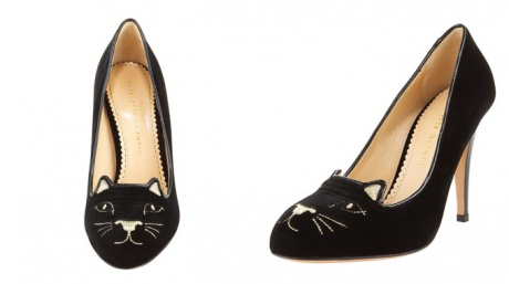 Friday Afternoon Lust Corner: The Cat Pumps | xoJane