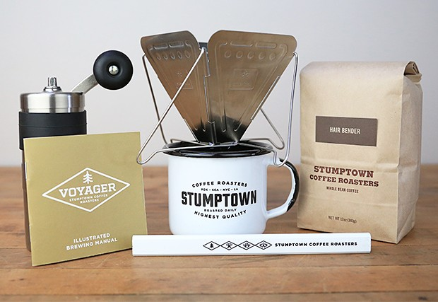 Stumptown Coffee Roasters - Voyager - Brew Kits - Brew Gear - Products