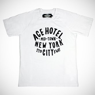 College Tee : Clothes : Ace Hotel Online Shop