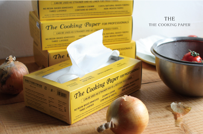 THE ザ THE COOKING PAPER   THE     CDC webstore