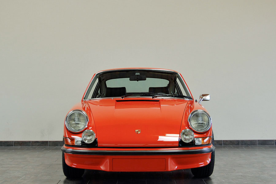 1973 Porsche 911RS :: California Porsche Restoration | Megadeluxe | For The Love of Speed, Sport & Design