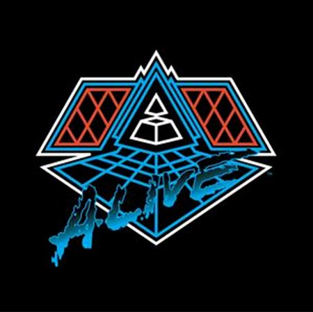 Amazon.co.jp: Alive 2007: Daft Punk: 音楽