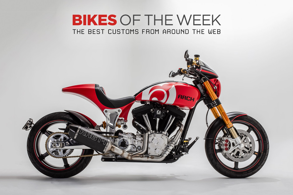 Custom Bikes Of The Week: 3 November, 2019 | Bike EXIF