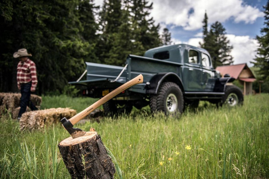 Build Your Own Power Wagon