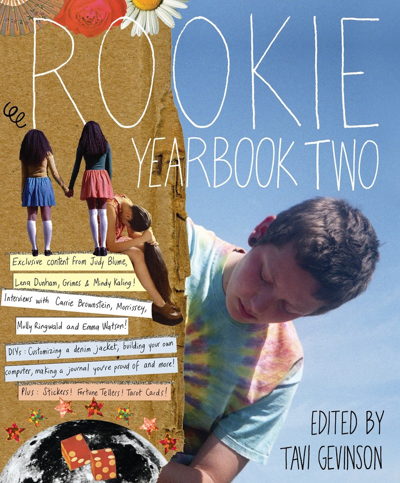 Drawn and Quarterly: In Stores October 1st! ROOKIE YEARBOOK TWO