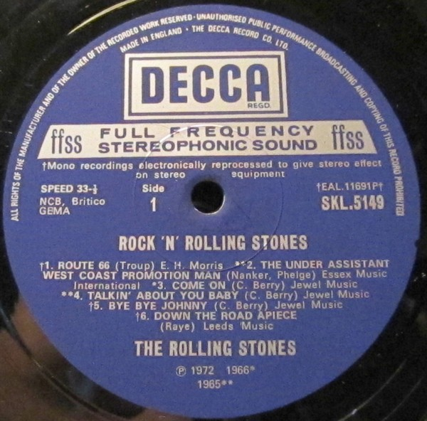 Images for Rolling Stones, The - Rock 'N' Rolling Stones