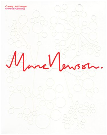 Amazon.co.jp: Marc Newson (Universe Architecture Series): Conway Lloyd Morgan: 洋書