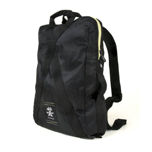 Crumpler Light Delight Travel Bag Backpack black Size:45 x 13.5 x 33.5 cm: Amazon.co.uk: Computers & Accessories