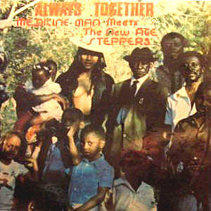 On-U Sound In The Area - Image Bank - Medicine Man meets the New Age Steppers - 'Always Together'