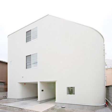 Dezeen » Blog Archive » House in Nakameguro by Level Architects