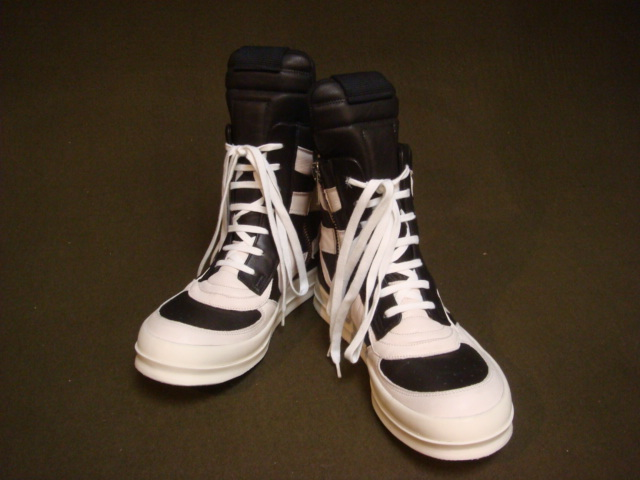 coalmine NOTE : RICK OWENS スニーカー