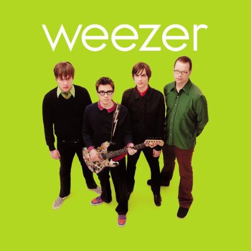 Amazon.co.jp: The Green Album: Weezer: 音楽