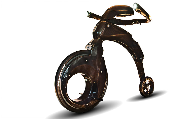 YikeBike photos | YikeBike - The world's first super light electric folding bike.