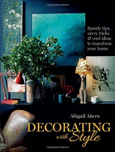 Amazon.co.jp: Decorating with Style: Abigail Ahern: 洋書