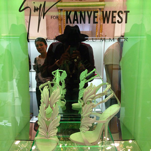 Ayelle: Cruel Summer (Shoes with Music)