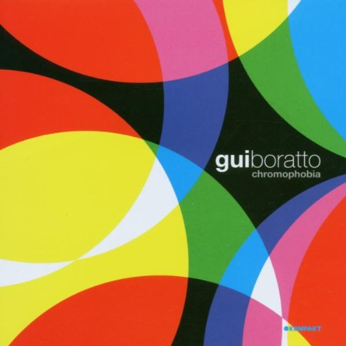 Amazon.co.jp: Chromophobia: Gui Boratto: 音楽