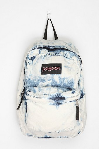 Jansport Denim Backpack - Urban Outfitters