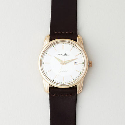 21 Jewel Automatic Watch steven alan 腕時計(10299631):BUYMA (バイマ)