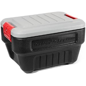 Rubbermaid Action Packer - 8 gal. review at Kaboodle