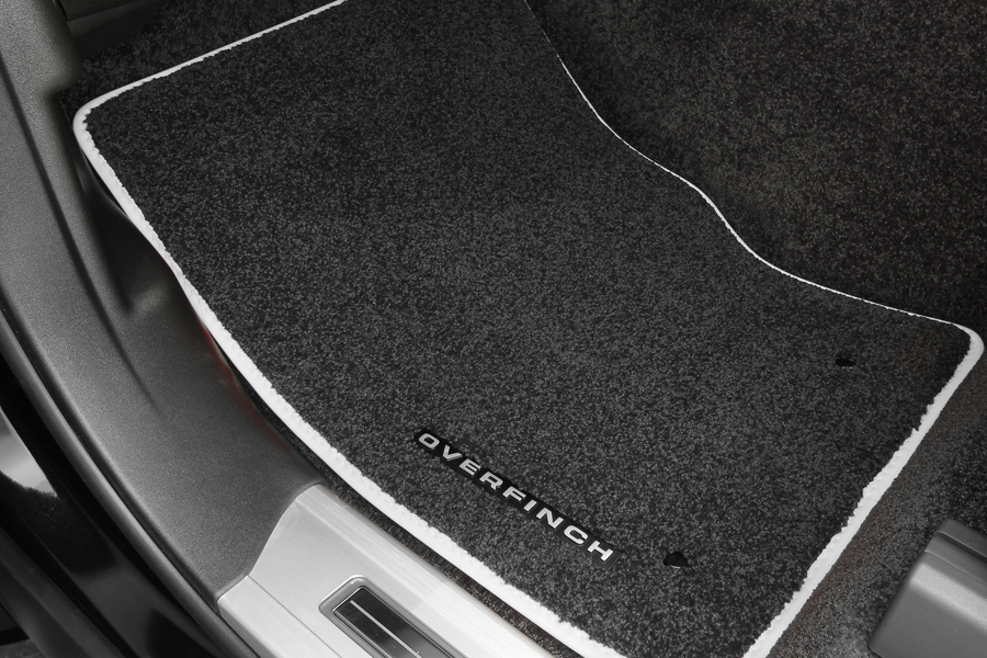 Overfinch Range Rover Autobiography 5.0 V8 S/C  