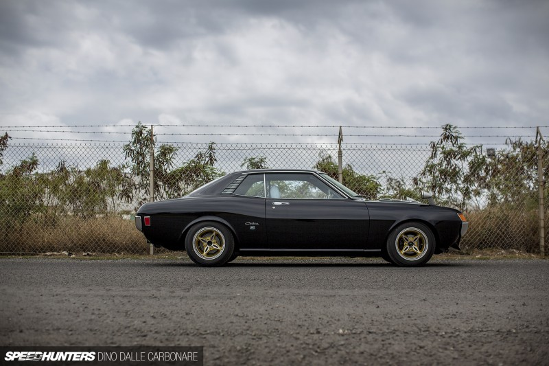Perseverance First: The Daruma Celica | Speedhunters