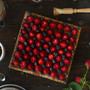 Chasing Delicious | Earl Grey Berry Tart