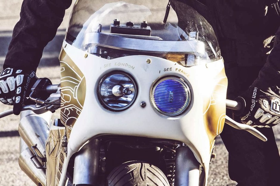 Harley Sportster by Icon 1000 | Bike EXIF