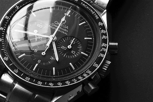 The Omega Speedmaster Professional was the FIRST WATCH to be worn on the MOON
