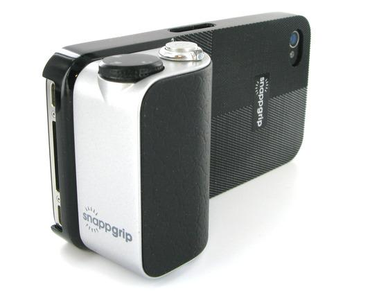 Snappgrip Phone Camera Control for iPhone and Galaxy S3 |Gadgetsin