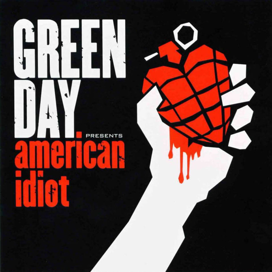 GREEN DAY(2LP) AMERICAN IDIOT