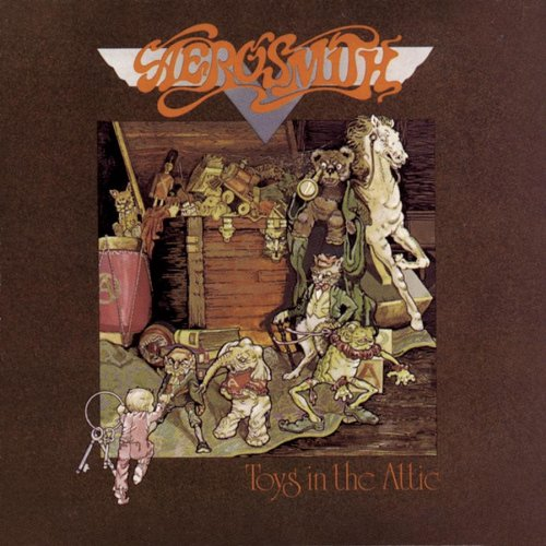 Amazon.co.jp: Toys in the Attic: 音楽
