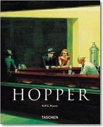 Amazon.co.jp: Edward Hopper: 1882-1967, Transformation of the Real (Basic Art): Rolf Gunter Renner: 洋書