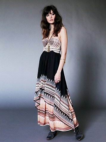 Free People Indian Enchantment Maxi at Free People Clothing Boutique