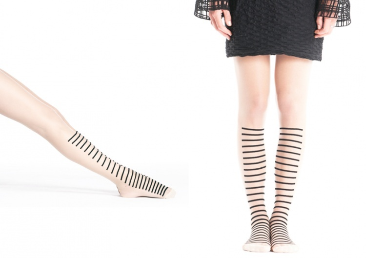 "Buy Accessoires: "" stocking/Stripe"" by Proef – Fashion on ARCADEMI.COM"