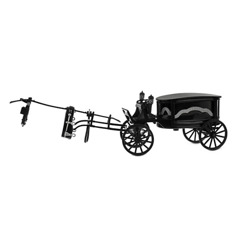 Haunted Mansion Die Cast Metal Hearse Vehicle - Walt Disney World | Figurines & Keepsakes | Disney Store