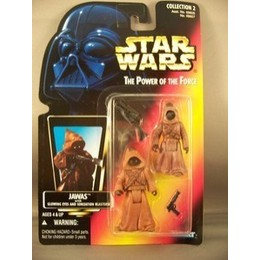 Starwars Jawas Figures Orange Card Power Of The Force Star Wars - Product Reviews and Prices - Shopping.com