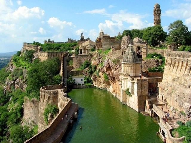 Fancy - Benteng Chittorgarh, India