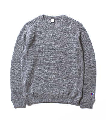 nanamica / THERMOLITE® Wool Crew Neck Sweat