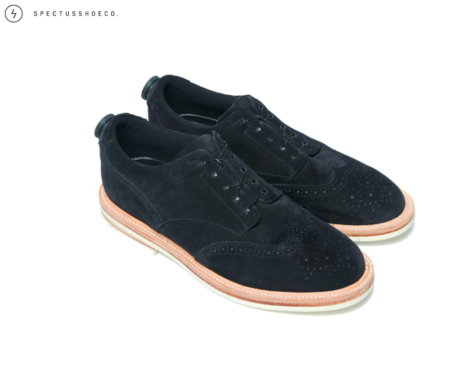 SOPHNET. | PRODUCT | SPECTUS WING TIP BLUCHER SHOES (DISC SYSTEM)
