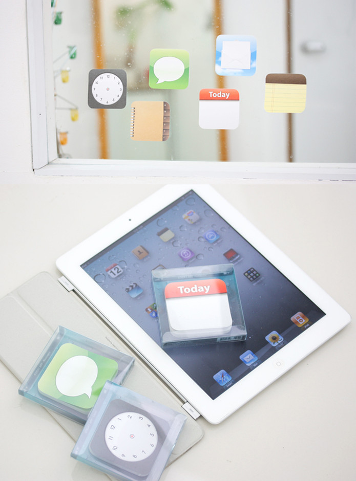 office / Sticky App Notes