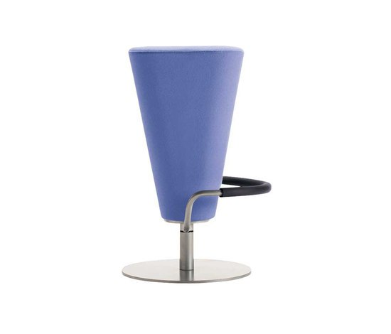 Tau | Hi-Tau | Hi-Tau S by Segis | Tau Swivel Stool w/Footrest ..